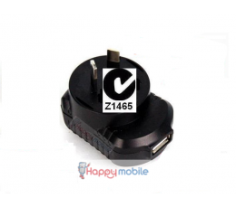 USB Wall Charger [sdoc ctick meps safe] 1200mA 5V-1.2A moto lg samsung huawei