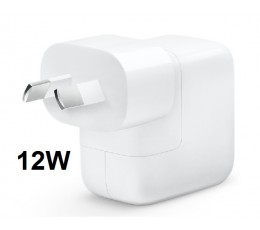 12W Genuine Apple Wall Charger for ipad ipod iphone X 8 7 6 5 4 3 2 + plus