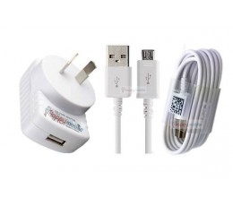 J1 J2 J3 J4 J5 J7 S3 S4 S6 S7 Wall Charger + Genuine Samsung Micro Usb Cable