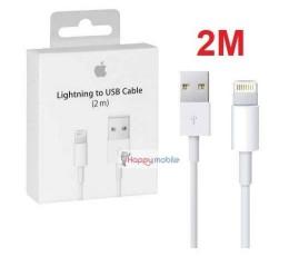 2M Apple Lightning Cable iPhone X XS XR 8 8+ 7 7+ 6s 5s 5 se plus ipad air pro