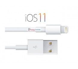 iOS11 Apple Lightning Cable iPhone X 8+ 7 7+ 6s 5s 5 se plus ipad air pro 8pin