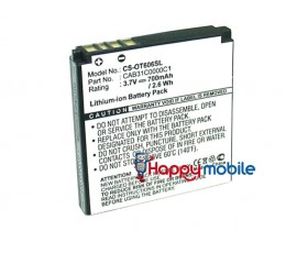 Alcatel Battery CAB31C0000C1 for OT-606 ot606 660a 660c one touch ot-by23