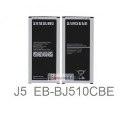 Samsung J5 Battery J510 EB-BJ510CBE for Galaxy J5 2016 SM-J510F J510F