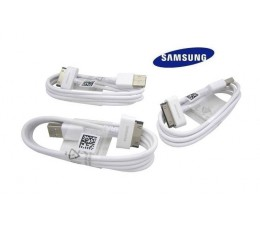 Genuine TAB 2 Cable ECB-DP4AWE Charge & Data Tablet Cable Original 1m white