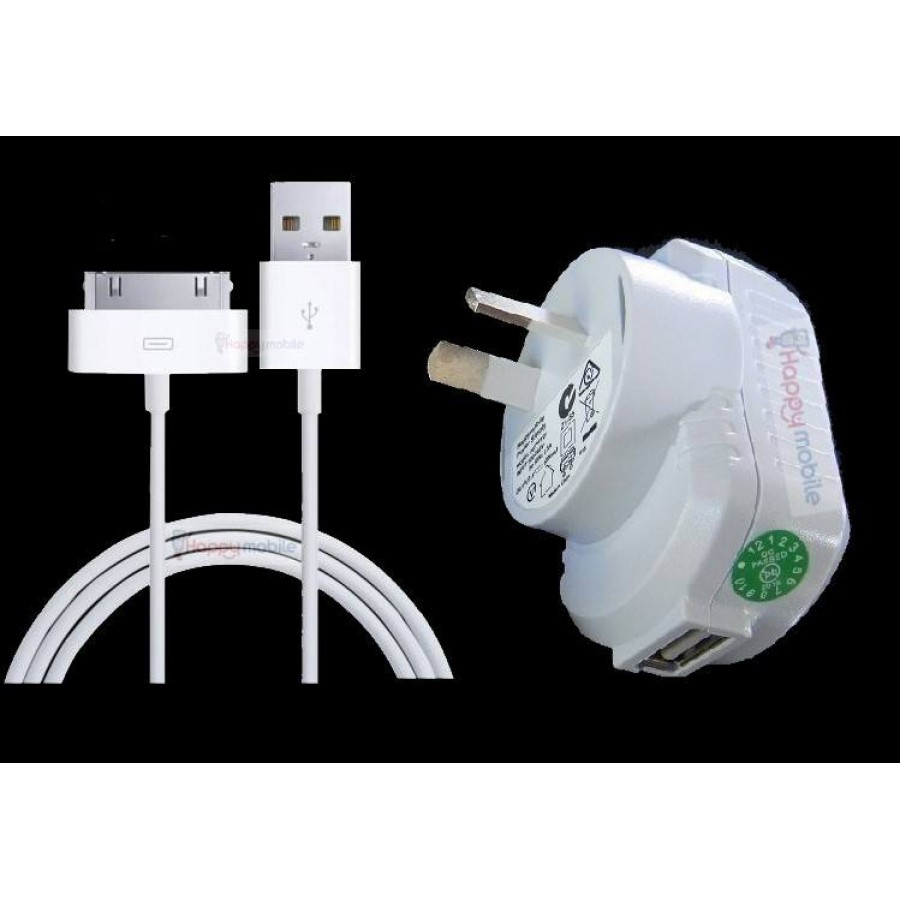 how to connect an ipod charger to itunes