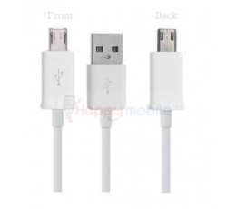 20 X MICRO USB DATA CABLE [WHITE] Samsung CABLE 80cm bulk