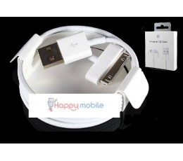 iPhone 4 iPhone 4S iPhone 3gs iPad 1 2 3 usb Wall Charger + Genuine USB Cable 30pin ios10 ios11