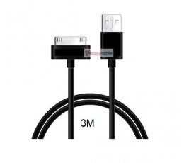 3M iphone 4 4s 3gs 3g CABLE ipad 2 ipad 1 ipod Cable 3 METER 30pin