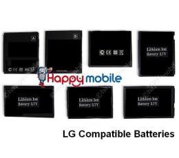 LG KF700 KG275 KG90 KG970 KG800 KF310 KE970 Battery LGIP-470A -570A -470R -430A