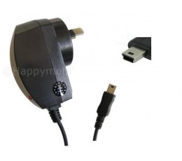 WALL Charger with mini usb cable for htc motorola blackberry miniUsb 1A