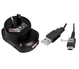 Nintendo DSL DSLite NDSL DS LITE Usb Wall Charger + Usb CABLE USG-001