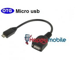 OTG cable For Samsung Note Tab3 N7000 P5210 SM-P600 Tab4 t330 Micro USB
