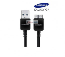 3.0 USB Cable Samsung S5 G900 SM-G900 N3 Note3 Note 3 N900 GENUINE 1.5M 21PIN
