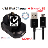 Wall Charger + Cable (70)