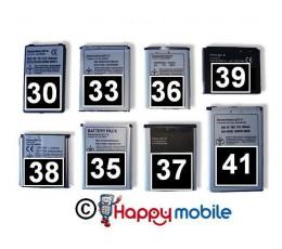 Sony Ericsson BST-43 BST-40 BST-37 BST-36 BST-35 BST-30 Battery