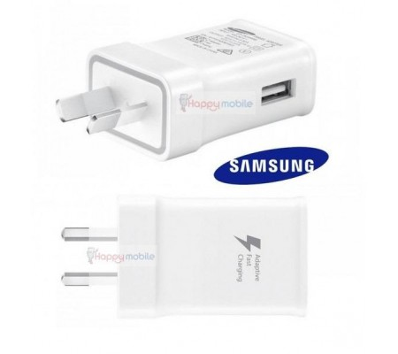 Samsung FAST Charging S9 S8 S7 Edge S6 S5 S4 NOTE 8 5 4 Wall Charger