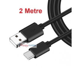 2M Type-C Cable Type C USB 3.1 to Type A 2.0 USB-C Cable 24pin 2 METER
