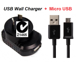 Micro Wall Charger for Samsung HTC LG Nokia Huawei Motorola Sony Xperia Skinny